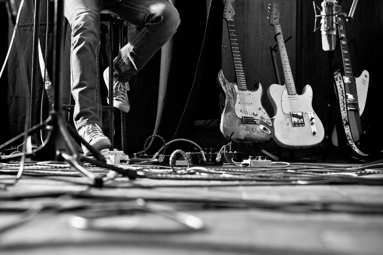 Pendapatan besar band musik
