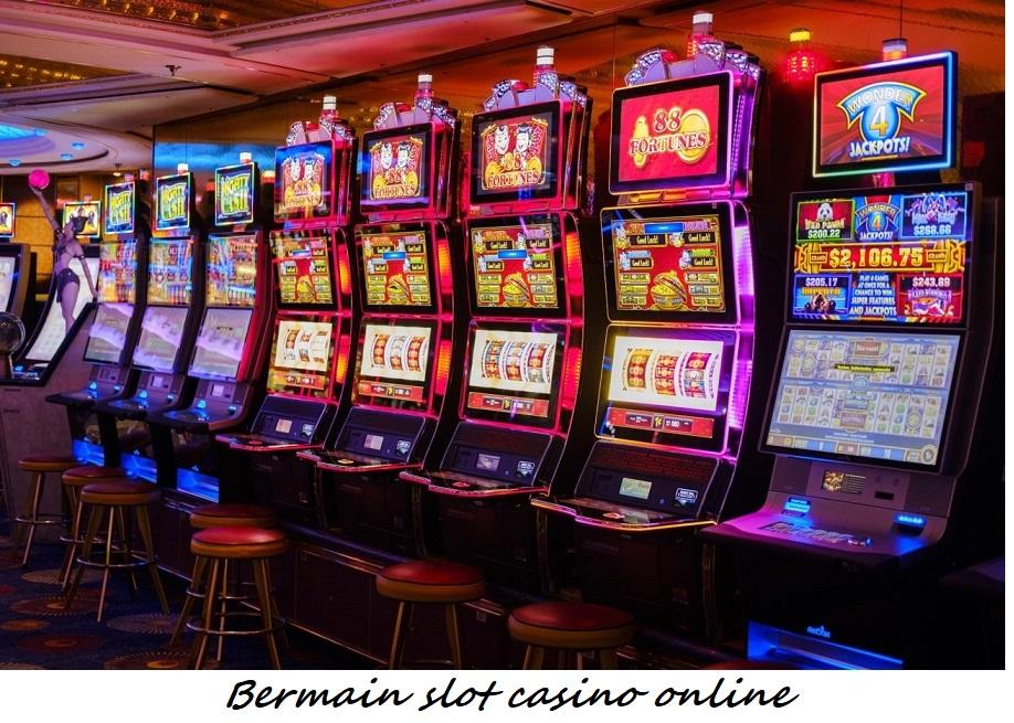 Bermain slot casino online